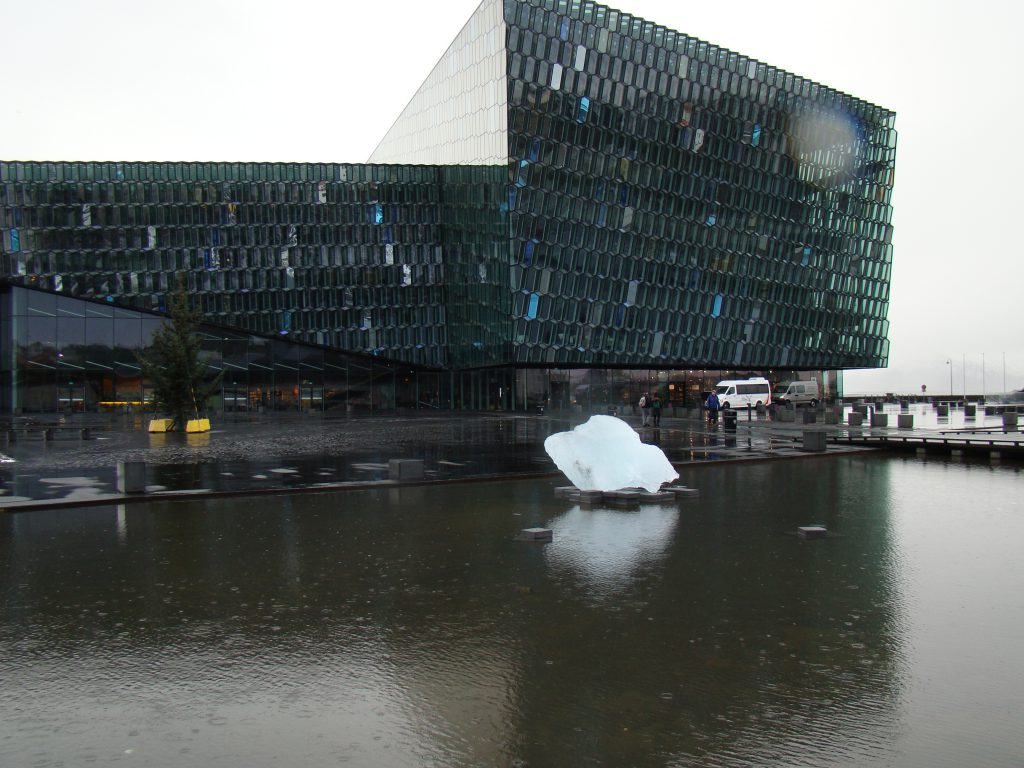 Harpa Concert and Conference Hall