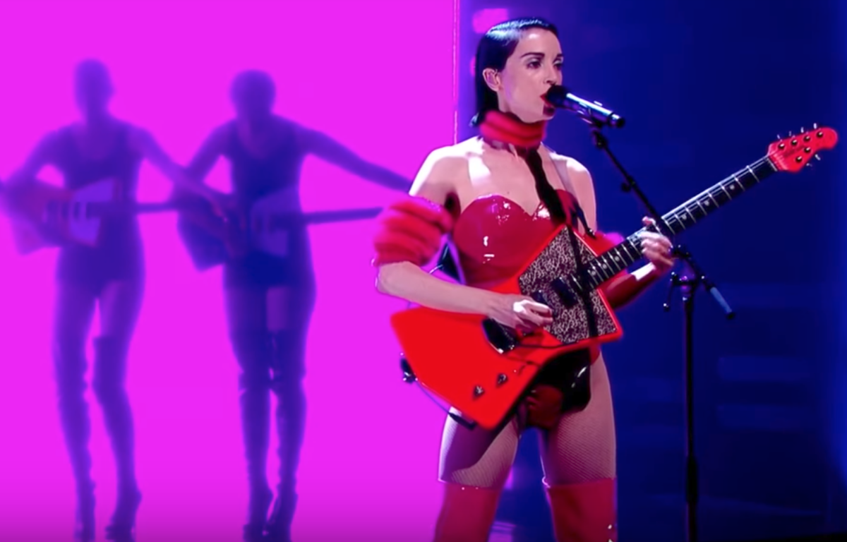 saint vincent St vincent's profile including the latest music, albums, songs, music videos and more updates.